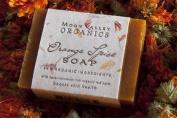 Orange Spice Soap by Moon Valley Organics