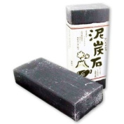 Pelican DEI-TAN-SEKI Clay & Charcoal Facial Cleansing Bar - 150g