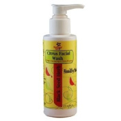 Natural Black Seed Citrus Facial Cleanser- 120ml
