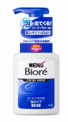 Men's Biore Facial Wash Bubble Type 150ml