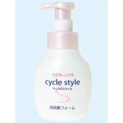 cycle style Bubble Face Wash Foam Main 250ml
