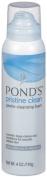Pond's Pristine Clean Gentle Cleansing Foam with White Tea & Vitamin E, 120ml