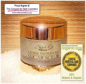 NaturOli Gentle Exfoliating Sugar Scrub - 100ml An absolutely superb gentle exfoliator. Sugar scrubs are wonderful for deep, yet gentle cleansing and polishing. Nutrient rich. Very nourishing and rejuvenating! All natural!