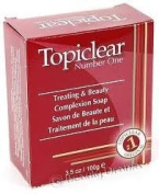 Topiclear Treating And Beauty Soap 100ml 100Gr
