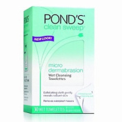 Ponds Microdermabrasion Towelettes