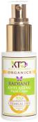 Kelly Teegarden Organics Radiant Anti Ageing Moisturising Cream, 1.18 Fluid Ounce