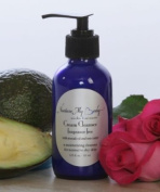 Nurture My Body Fragrance Free Organic Facial Cream Cleanser for Normal to Dry and Sensitive Skin