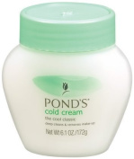 Ponds Cold Cream Face Cleanser-Cool Classic-6.1 oz