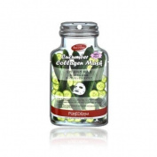 PureDerm Cucumber Collagen Mask 1 sheet