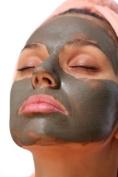 IQ Natural DEAD SEA Mud Mask Home Facials for Anti-Ageing/Acne