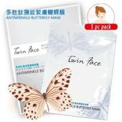 Twin Face - Anti-Wrinkle Butterfly Facial Sheet Mask