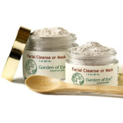 Garden of Eve Facial Cleanse or Mask (Exfoliating) (Combination / Anti-ageing/ Sensitive)(Certified Organic Ingredients) 40ml