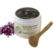 Garden of Eve Eve's Mud Party for Clearly Lovely Exfoliant Mask (Anti-ageing/ Combination) (Certified Organic Ingredients) 210ml
