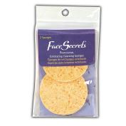Face Secrets Professional Exfoliating Cleansing Sponges