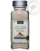 Organic Facial Scrub - Mild Chemical Free - Poppy and Spices