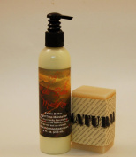 Carley's Exotic Butter Moisturiser for Dry to Normal Skin.