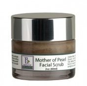 Be Natural Organics Mother of Pearl Scrub 2 Oz