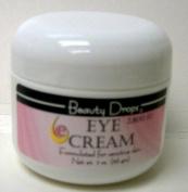 Beauty Drops Eye Cream, Formulated for Sensitive Skin, 2800 IU, 60ml