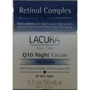 LaCura Q10 NIGHT FACE CREAM Anti-Wrinkle 50ml