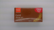 2 x VLCC Gold Facial Kit - For Luminous & Radiant Complexion - 60g