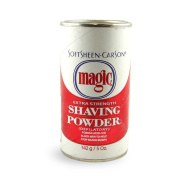 Magic Extra Strength Shaving Powder, Red, 150ml