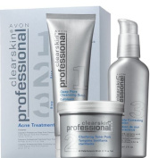 Avon Clearnskin Professional Acne Treatment System