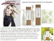 Organic All Natural Tea Tree Acne Cure Treatment Gel