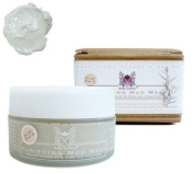 Organic All Natural Mud Mask for Face