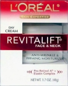 L'Oréal Paris Revitalift Anti-Wrinkle + Firming Face & Neck Cream, 50ml