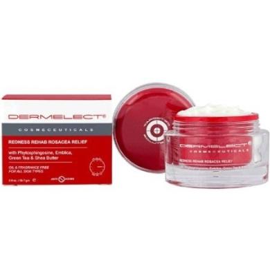 Dermelect Cosmeceuticals Redness Rehab Rosacea Relief -- 60ml