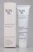 Yonka Creme PG Protective And Purifying Cream Impure Skin 100ml 3.52 fl oz HUGE BIG SIZE