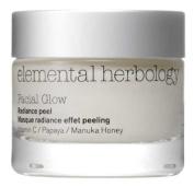 Elemental Herbology Facial Glow - Radiance Peel-1.7 oz.