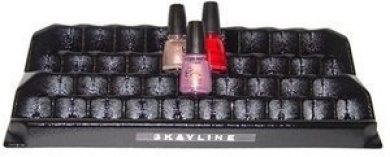 Kayline Polish Tray # Pd38 Crystal Black
