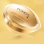 Pond's Gold Radiance Youthful Night Repair - 50gms