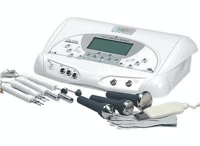 Microcurrent Ultrasonic Skin Scrubber By Skin Act
