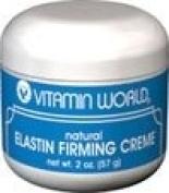 Natural Swiss ELASTIN FIRMING CREAM 60ml by VITAMIN WORLD