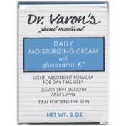 Dr. Varon's, Jeval Medical, Daily Moisturising Cream With Glocosamin-k, 60ml