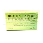 Beauty Expert Phyto Skin System with Plant Stem Cell Technology Daily Anti-Age Complex - 50ml