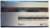 K LABORATORIES DAILY ANTI AGE moisturiser VITAMIN K CLARIFYING COMPLEX 50ml