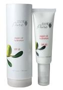 100% pure ARGAN OIL HYDRATION FACIAL moisturiser SPF 30, 45ml