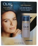 Olay Total Effects 7-in-1 Anti Ageing Fragrance Free SPF-15 Large Size 100ml! NEW FORMULA!