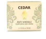 Cedar Anti-Wrinkle Nurturing Day Cream - 50ml