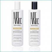 Artec Blondes Lemon Flower Colour Depositing Moisturiser 240ml