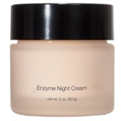 Papaya Enzyme Night Cream - Facial P.M. Moisturiser With Advanced Hydration - All Skin Types - 60ml