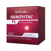 GEROVITAL H3 EVOLUTION, Moisturising Lifting Cream With Superoxide Dismutase (Anti-Ageing Super Enzyme) Day Care 30+