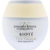 Johanna Straus Naturkosmetik BIOTE Face Cream Hydro Active Care for Dry Skin Type, 50 ml
