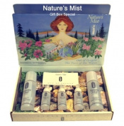 Natures Mist Face Moisturiser Gift Set