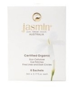 Jasmin Aromatique - OFC Certified Organic Cell-Activator Fine Lines & Hydrating Eye Patch