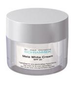 Schrammek Mela White Cream SPF20 50ml