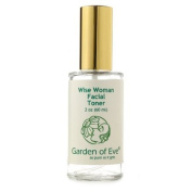 Garden of Eve Wise Woman ANti-ageing Facial Toner (Anti-Ageing, Combination, Normal, Sensitive) Hydrating (Certified Organic Ingredients) 60ml